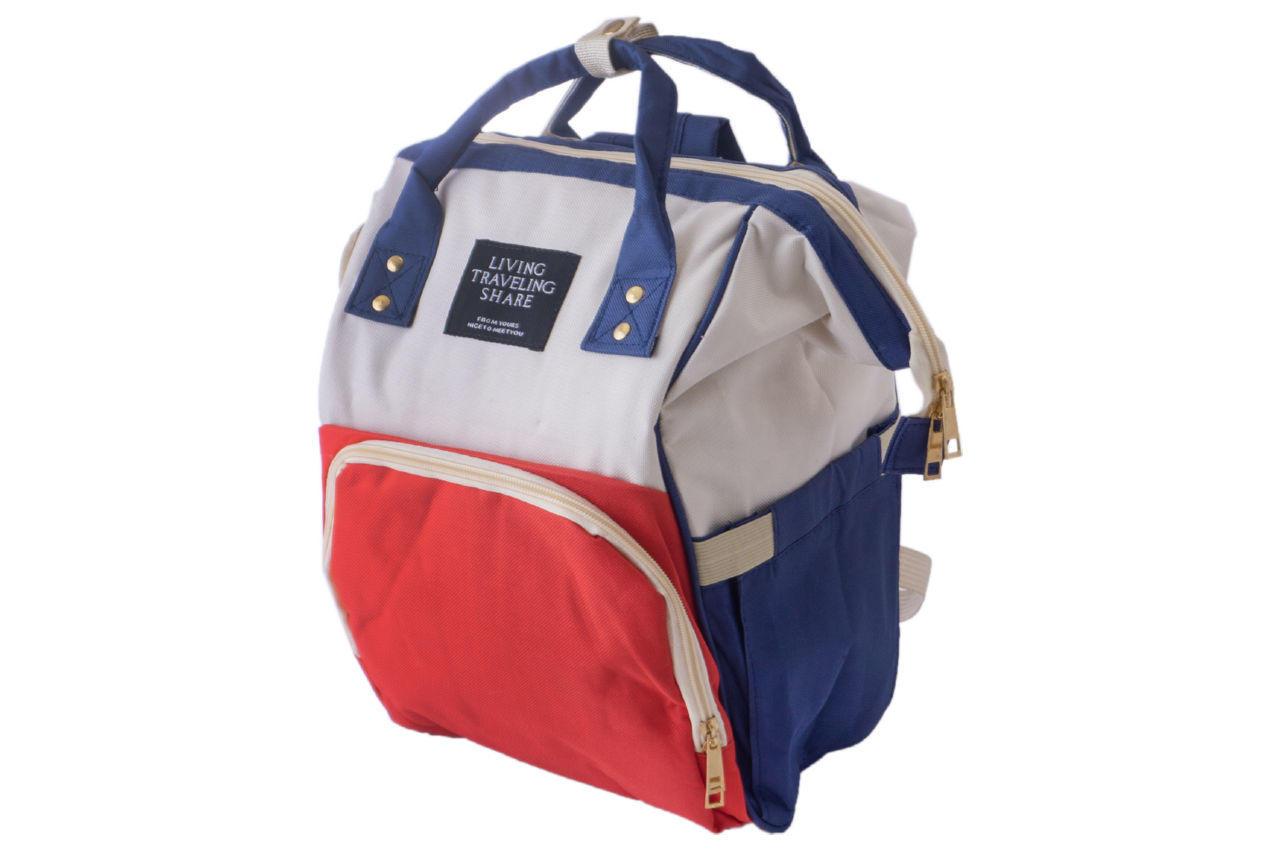 Рюкзак органайзер для мам PRC Living Traveling Share - 380 х 250 x 150 мм