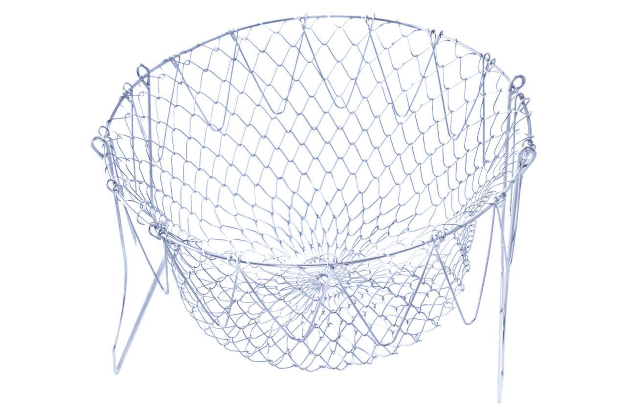 Дуршлаг-корзина Chef Basket - 230 мм складной