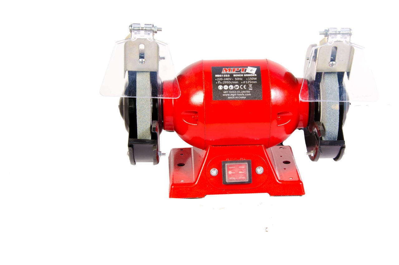 Станок заточной MPT - 150 Вт x 125 мм