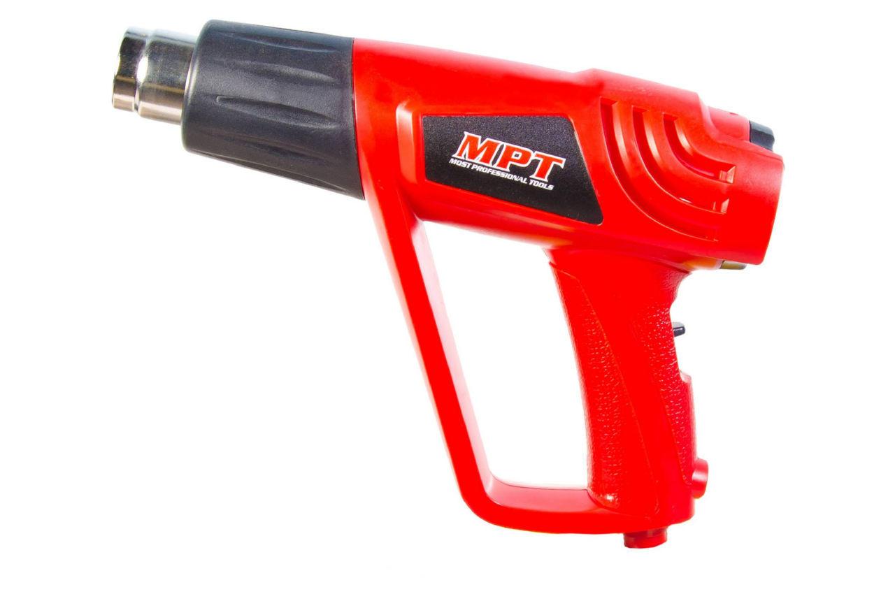 Фен промышленный MPT - 2000 Вт x 550°C