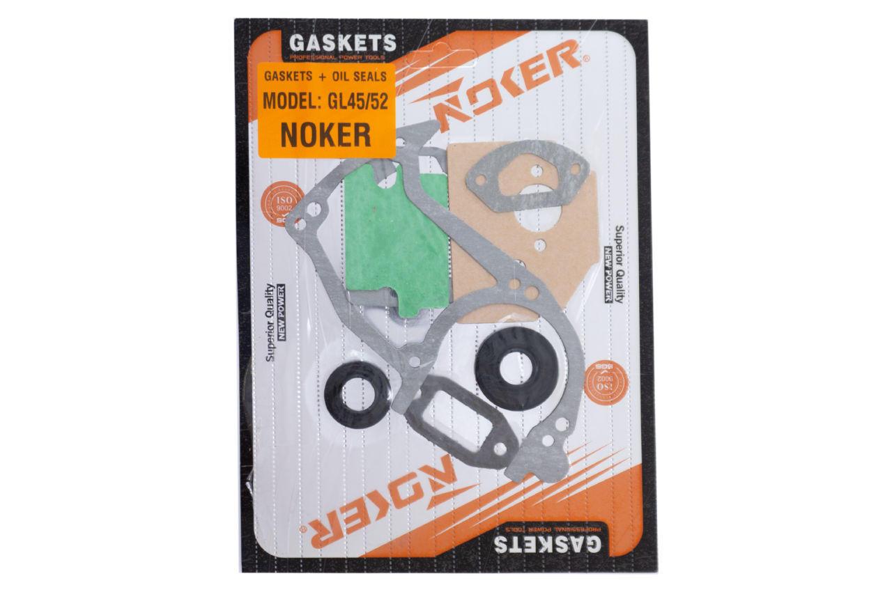 Прокладки + сальники Noker -  GL 45/52