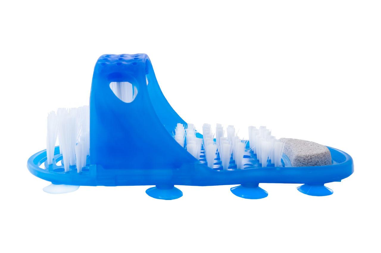 Щетка-тапок массажер для ног с пемзой Elite - Easy Feet 1 шт.