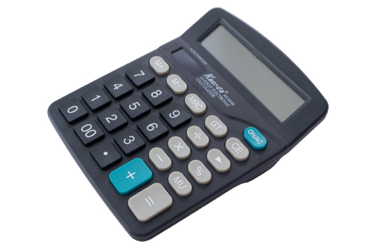 Калькулятор Kaerda KK-838B