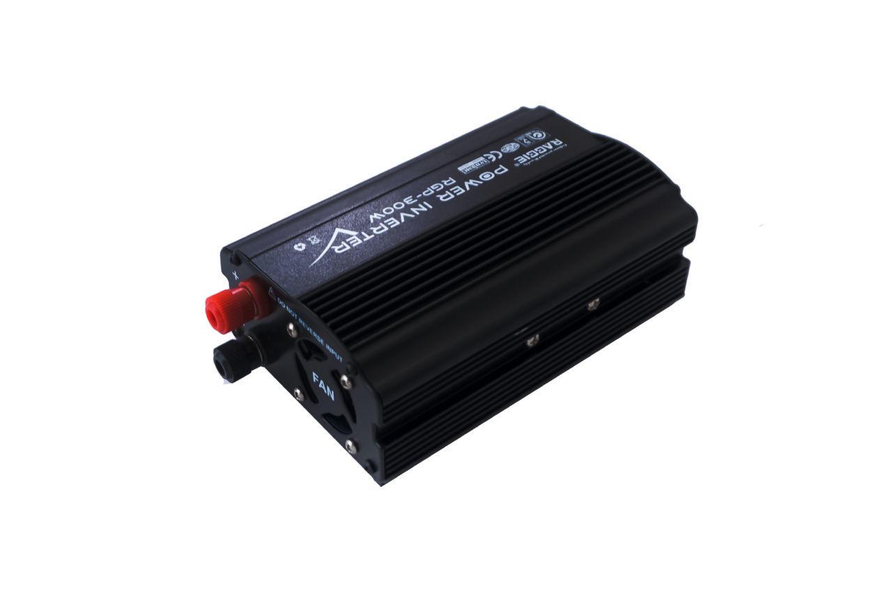Инвертор автомобильный Reggie - 300 Вт