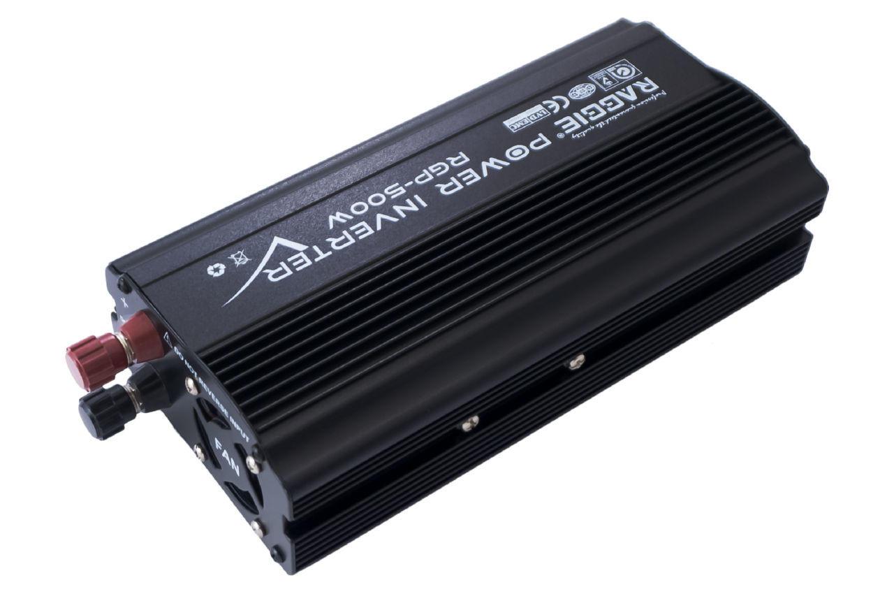Инвертор автомобильный Reggie - 500Вт