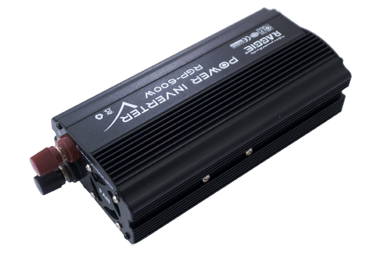 Инвертор автомобильный Reggie - 600 Вт