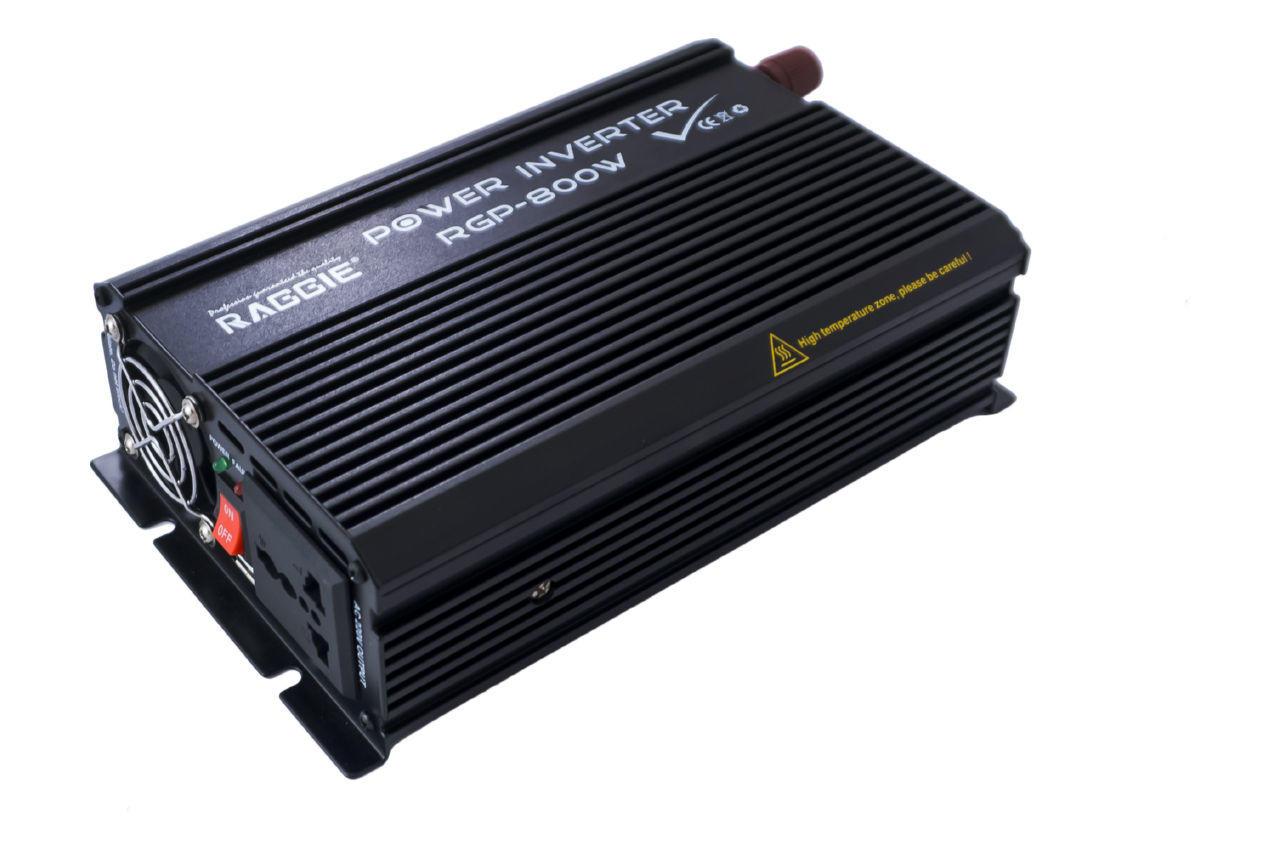 Инвертор автомобильный Reggie - 800Вт