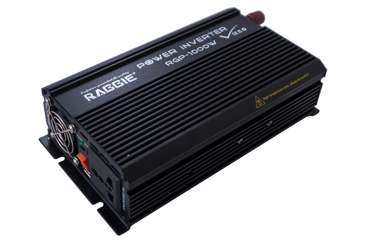 Инвертор автомобильный Reggie - 1000 Вт