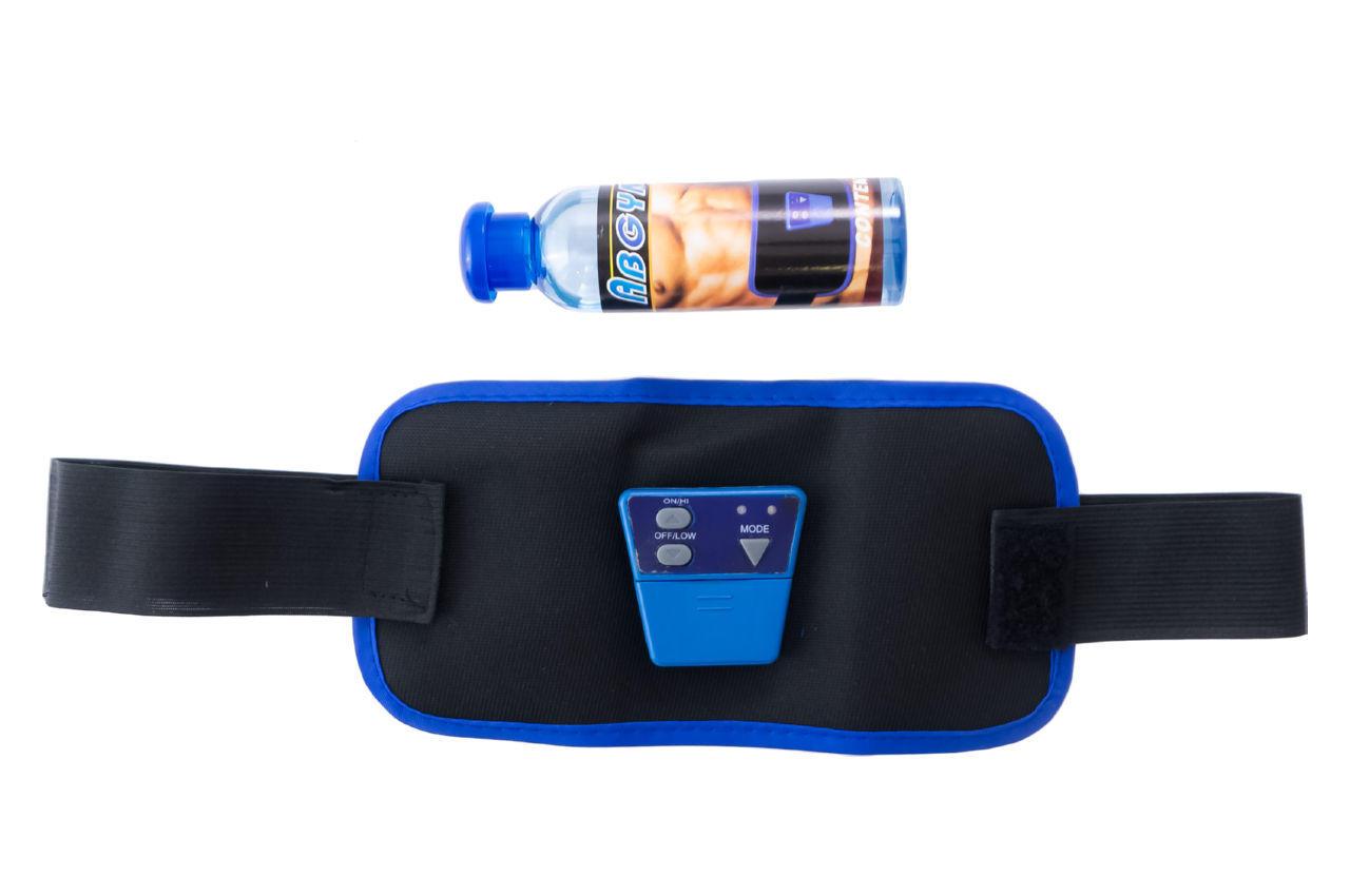 Тренажер-миостимулятор для мышц пресса Elite - AbGymnic (Gel) 1 шт.