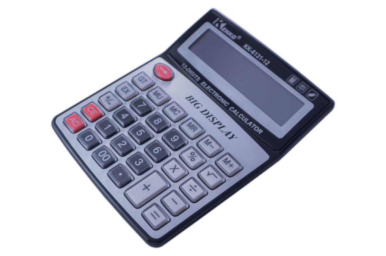 Калькулятор PRC Kenko KK-6131-12