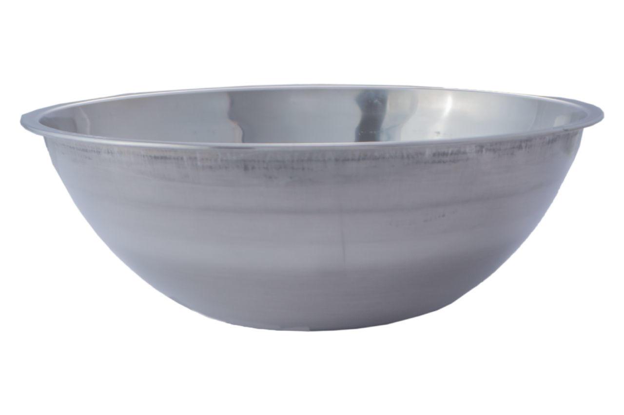 Миска нержавеющая АМА Kamille - 420 мм