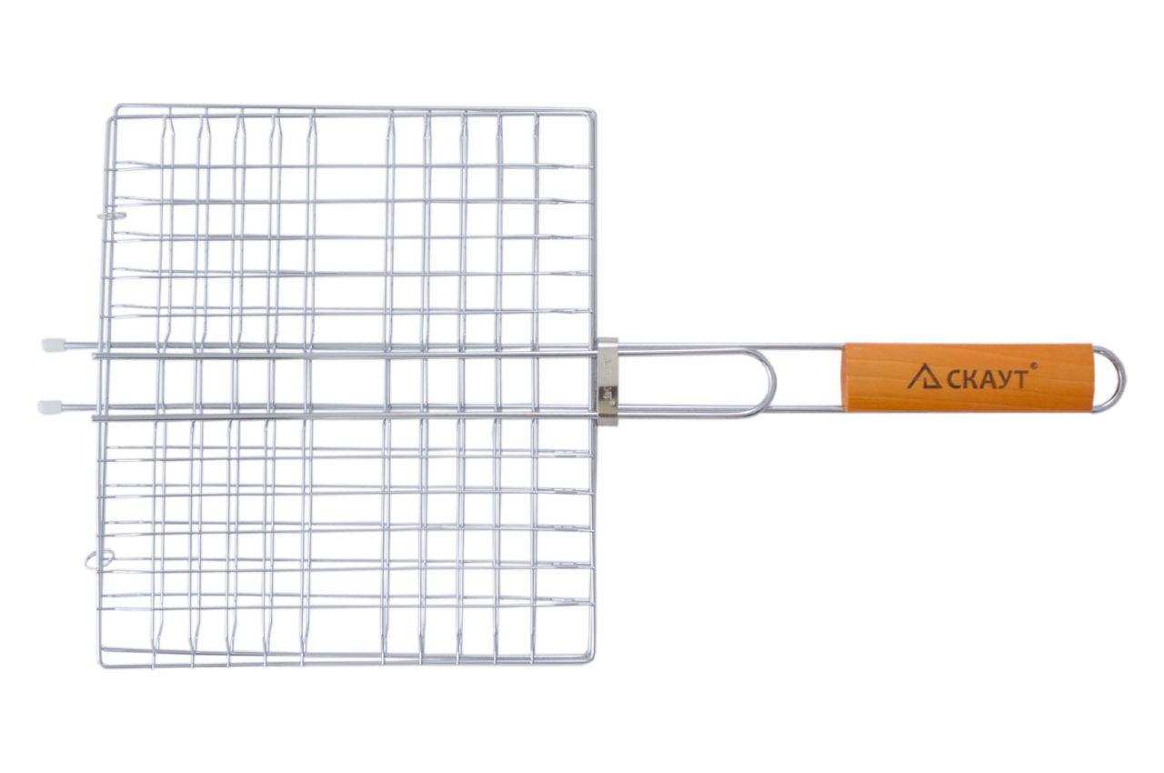 Решетка-гриль АМА Скаут - 270 x 240 мм