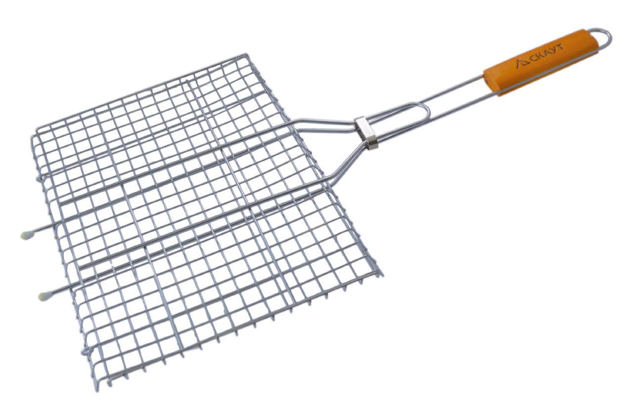 Решетка-гриль АМА Скаут - 350 x 260 x 20 мм
