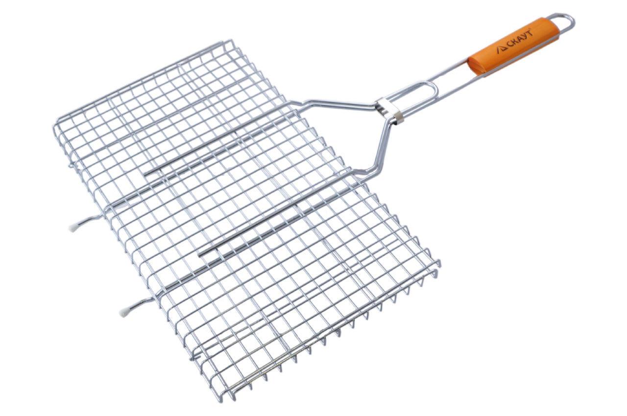 Решетка-гриль АМА Скаут - 450 x 260 x 20 мм