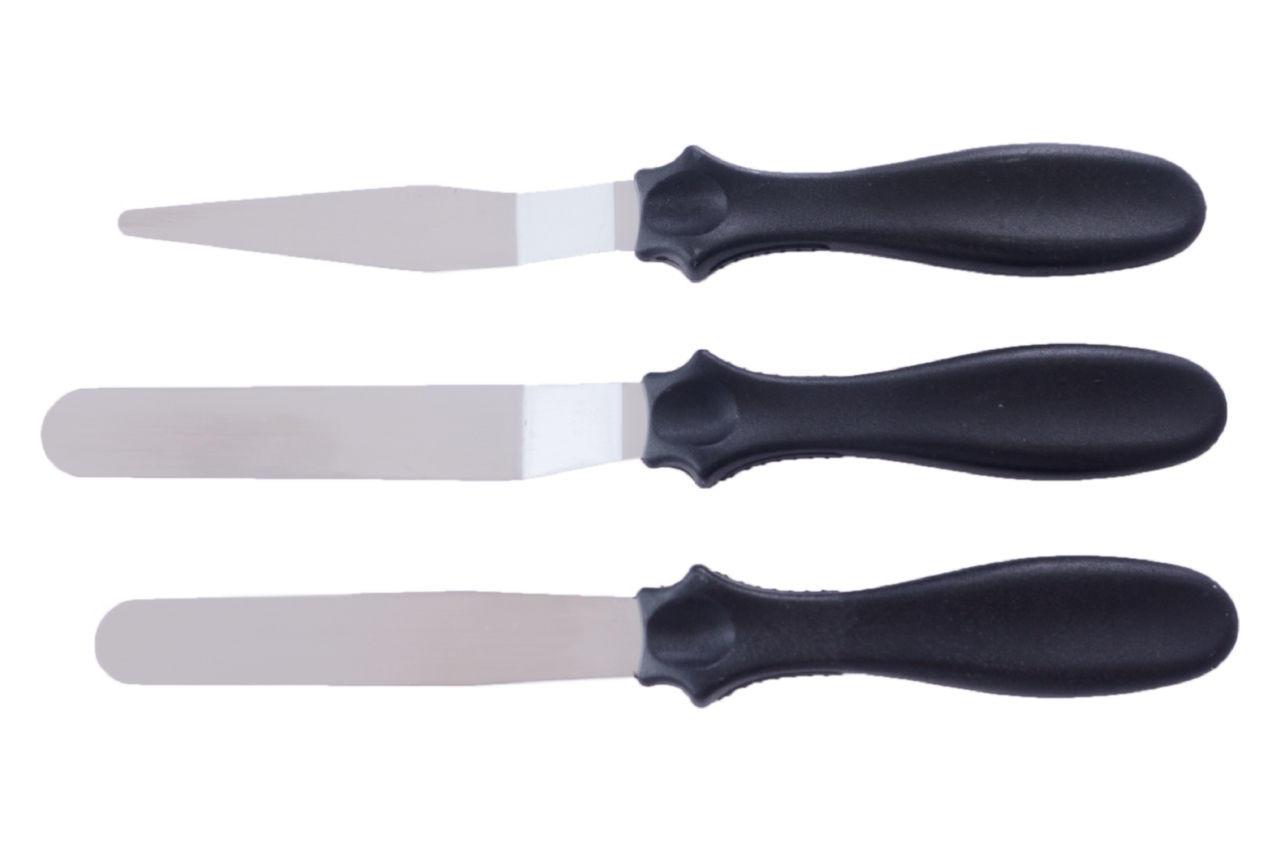 Набор шпателей кондитерских Empire - 235 мм (3 шт.)
