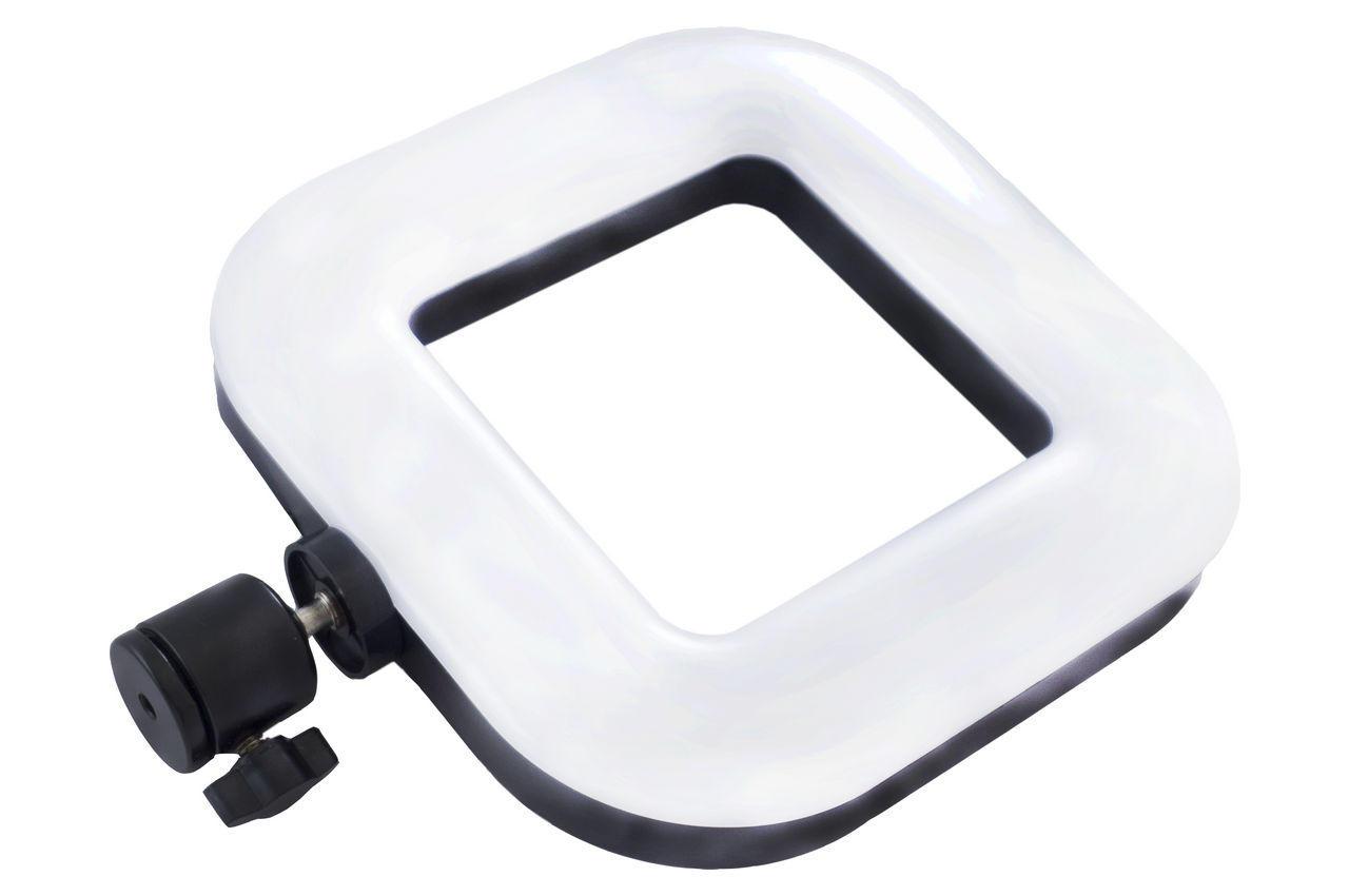 Кольцевая LED лампа Elite - 180 x 180 мм