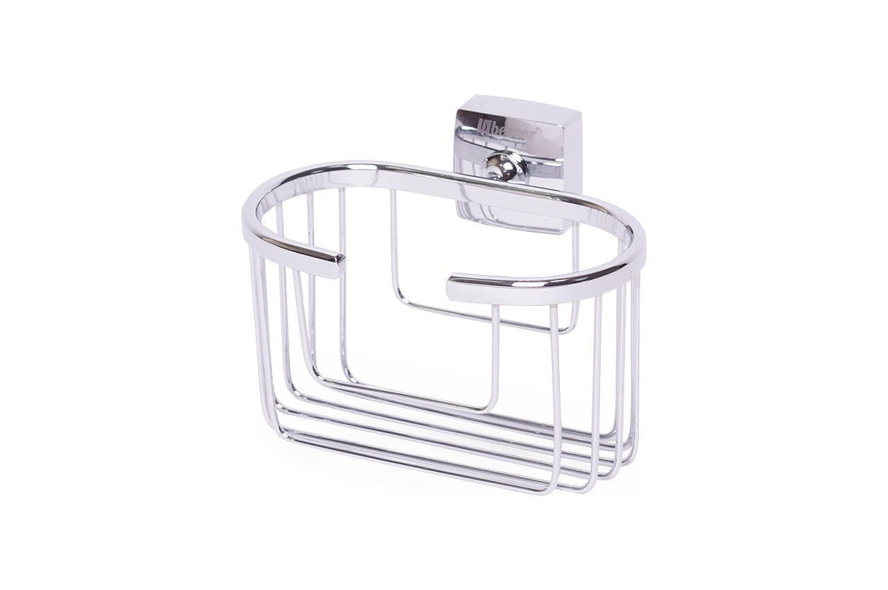 Полка для ванной Besser - 142 x 80 x 80 мм овальная