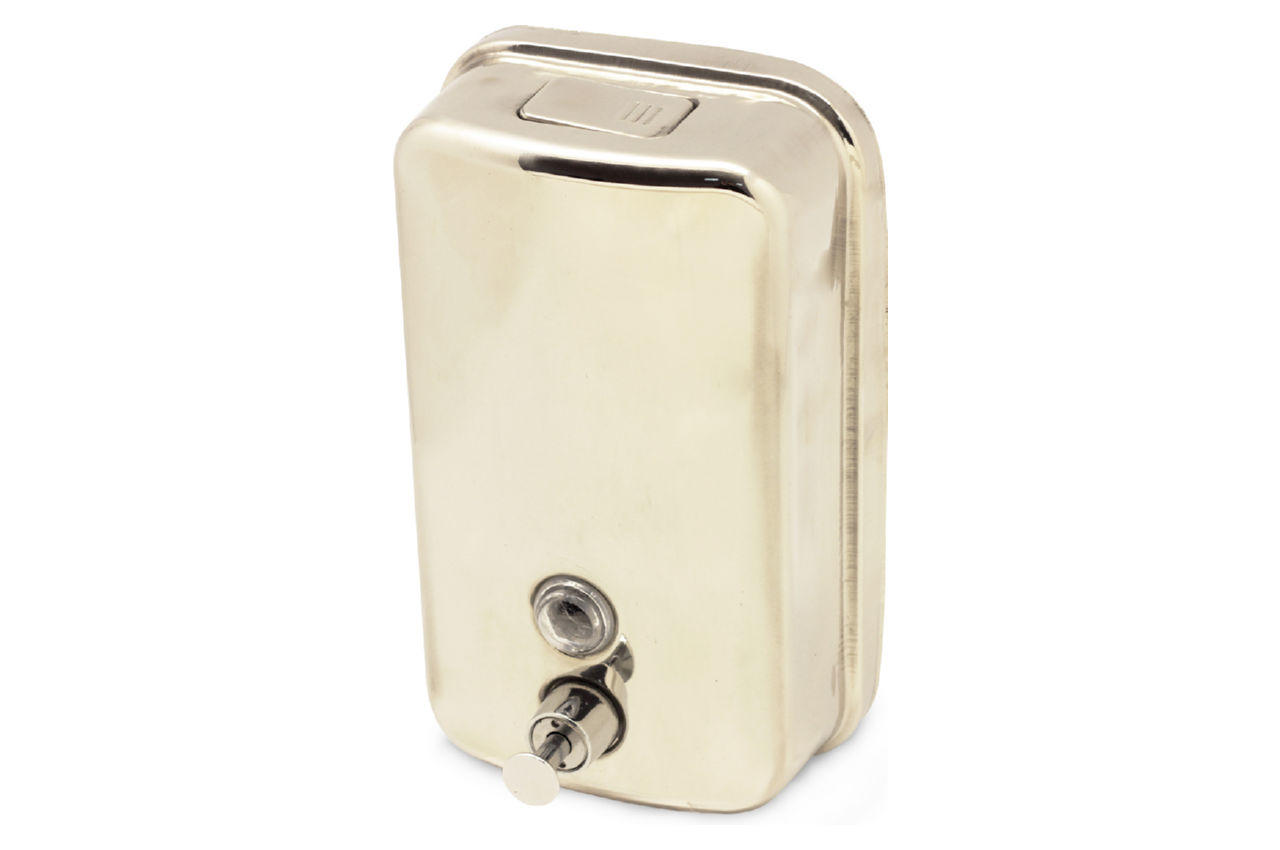 Дозатор для мыла Besser - 1000 мл металл
