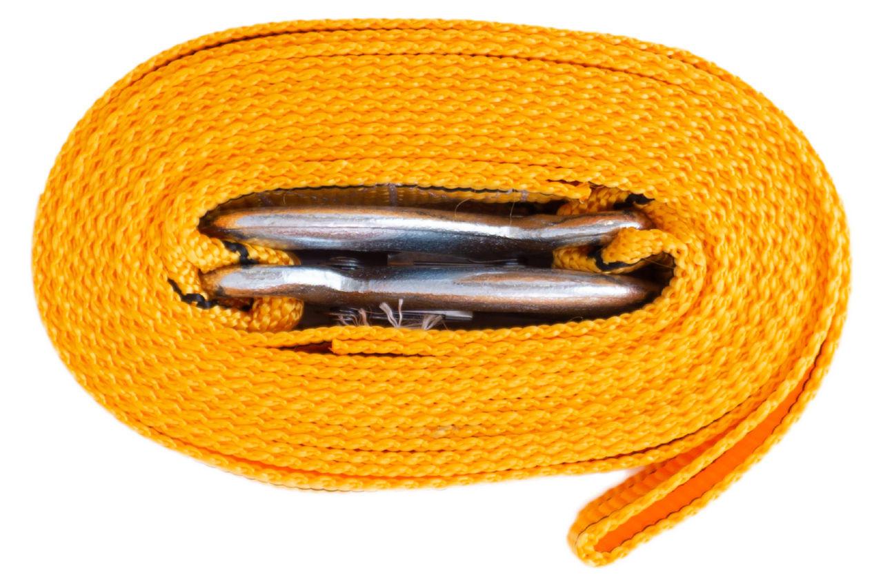 Трос буксировочный Сила - 3 т x 4,5 м x 50 мм сумка