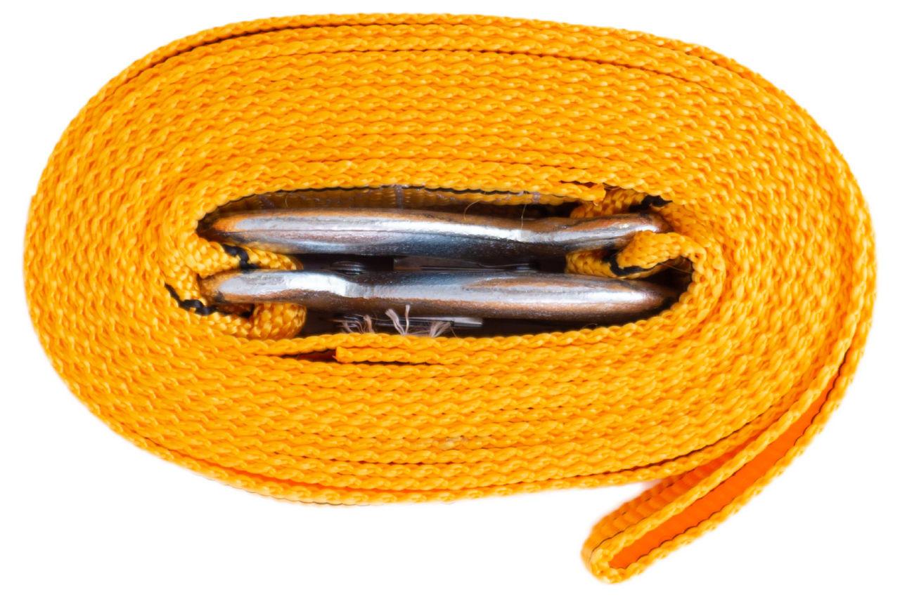 Трос буксировочный Сила - 5 т x 5 м x 60 мм сумка