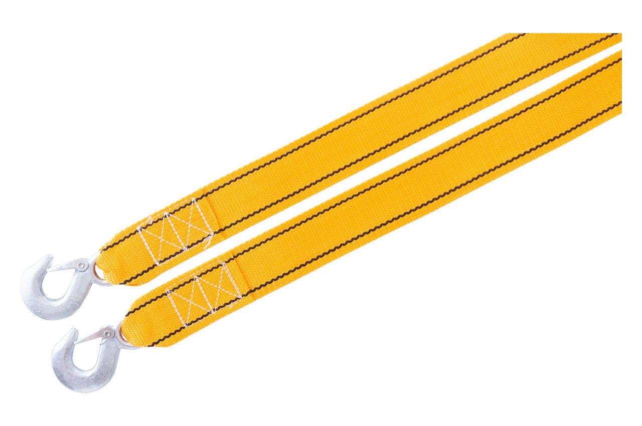 Трос буксировочный Сила - 2 т x 4,5 м x 50 мм пакет
