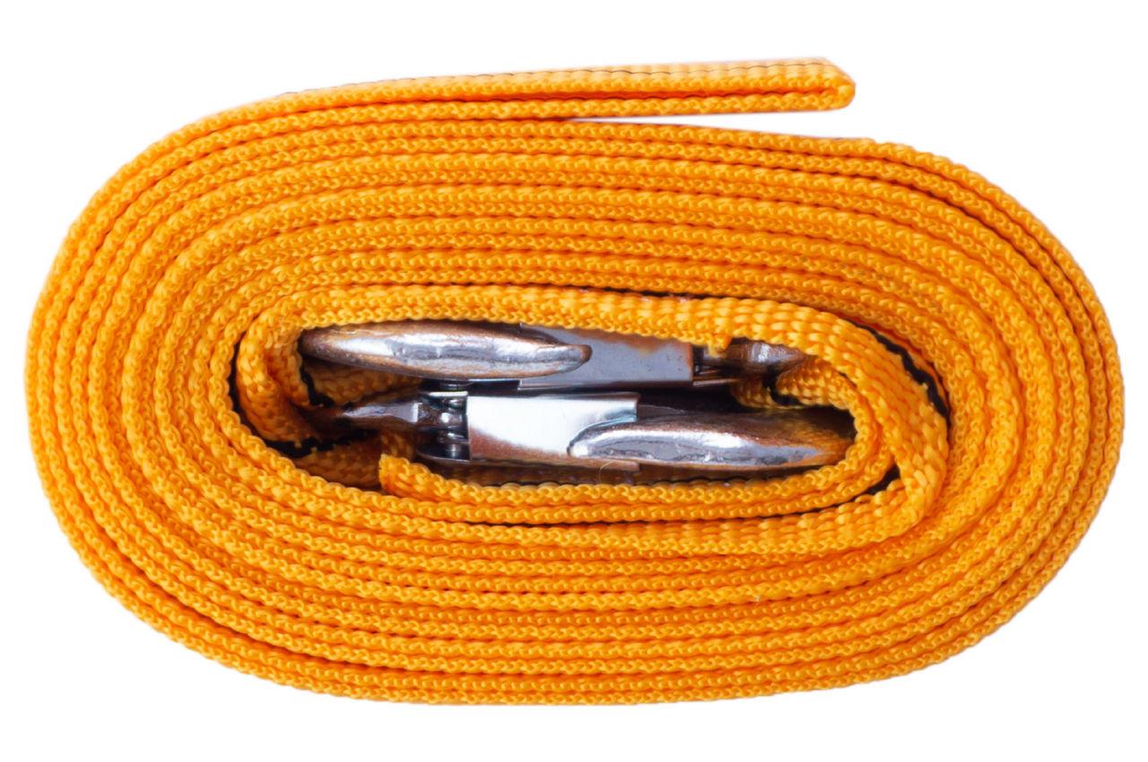 Трос буксировочный Сила - 5 т x 5 м x 50 мм пакет