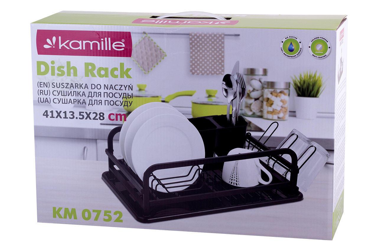 Сушилка для посуды Kamille - 510 x 355 x 155 мм