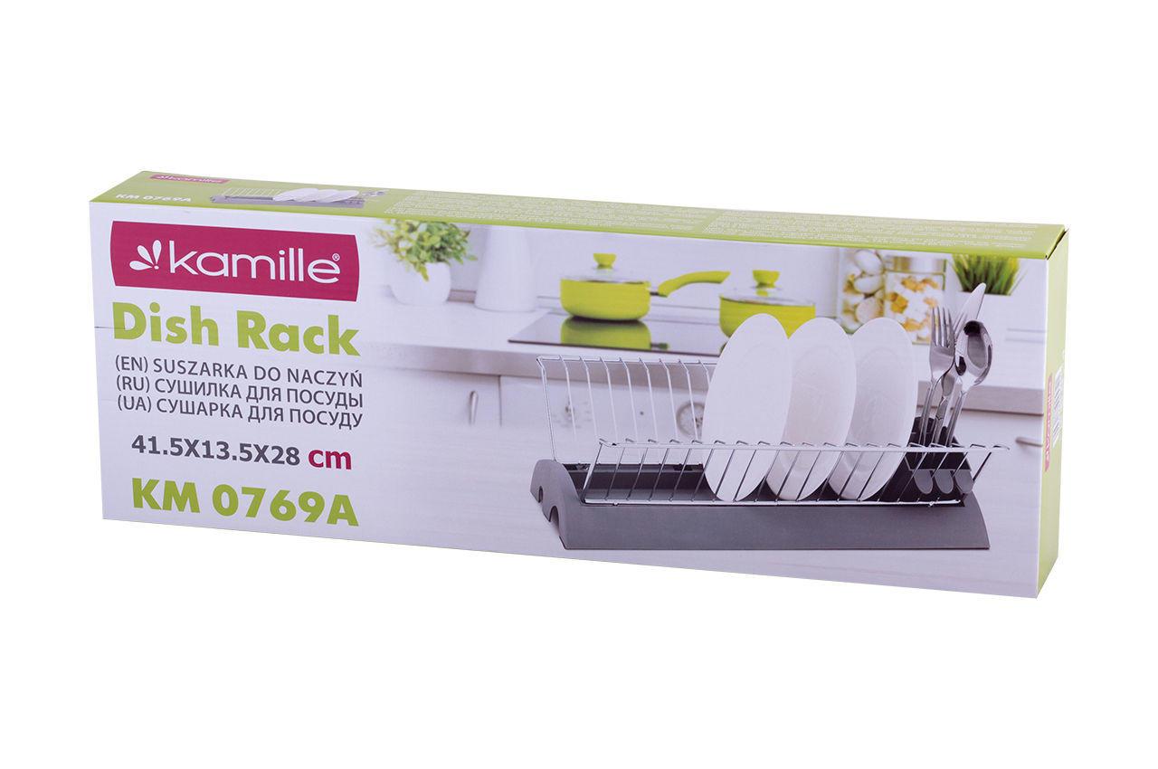 Сушилка для посуды Kamille - 415 x 260 x 110 мм