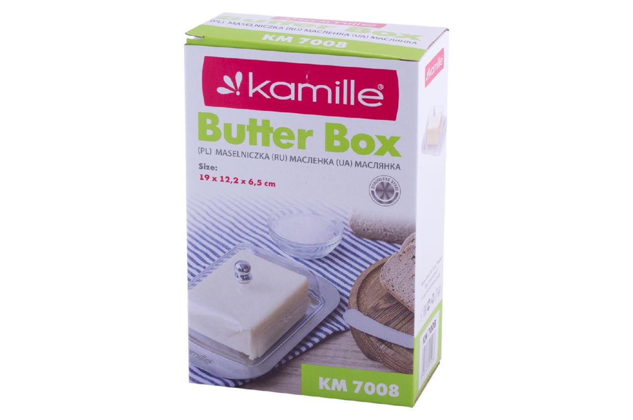 Масленка Kamille - 185 x 122 мм