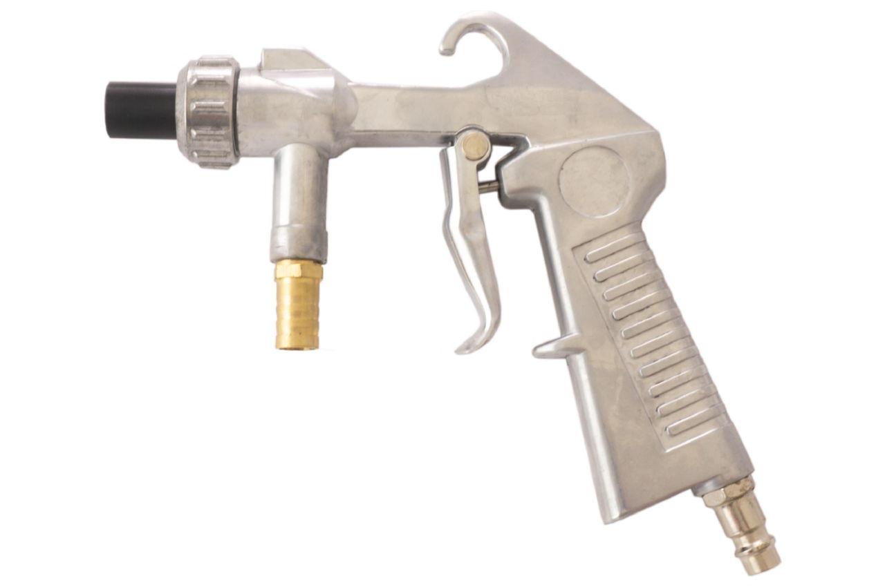 Пневмопистолет пескоструйный Mastertool - 4,5 x 5 x 6 x 7 мм + 6 мм
