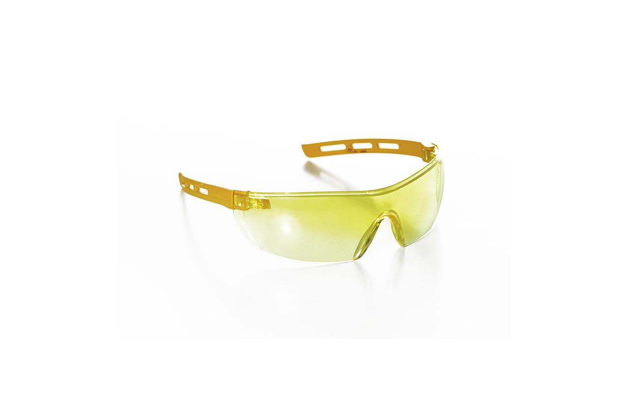 Очки защитные Сила - эверест желтые
