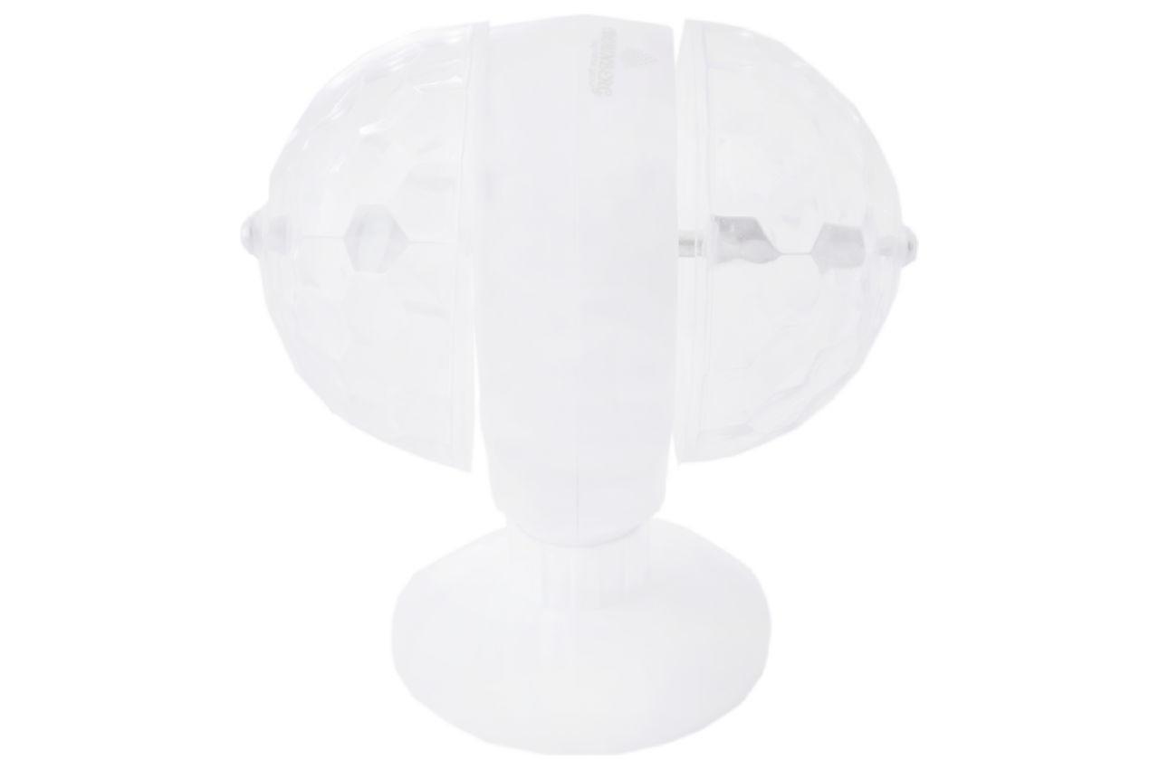Диско лампа Crownberg - двухсторонняя