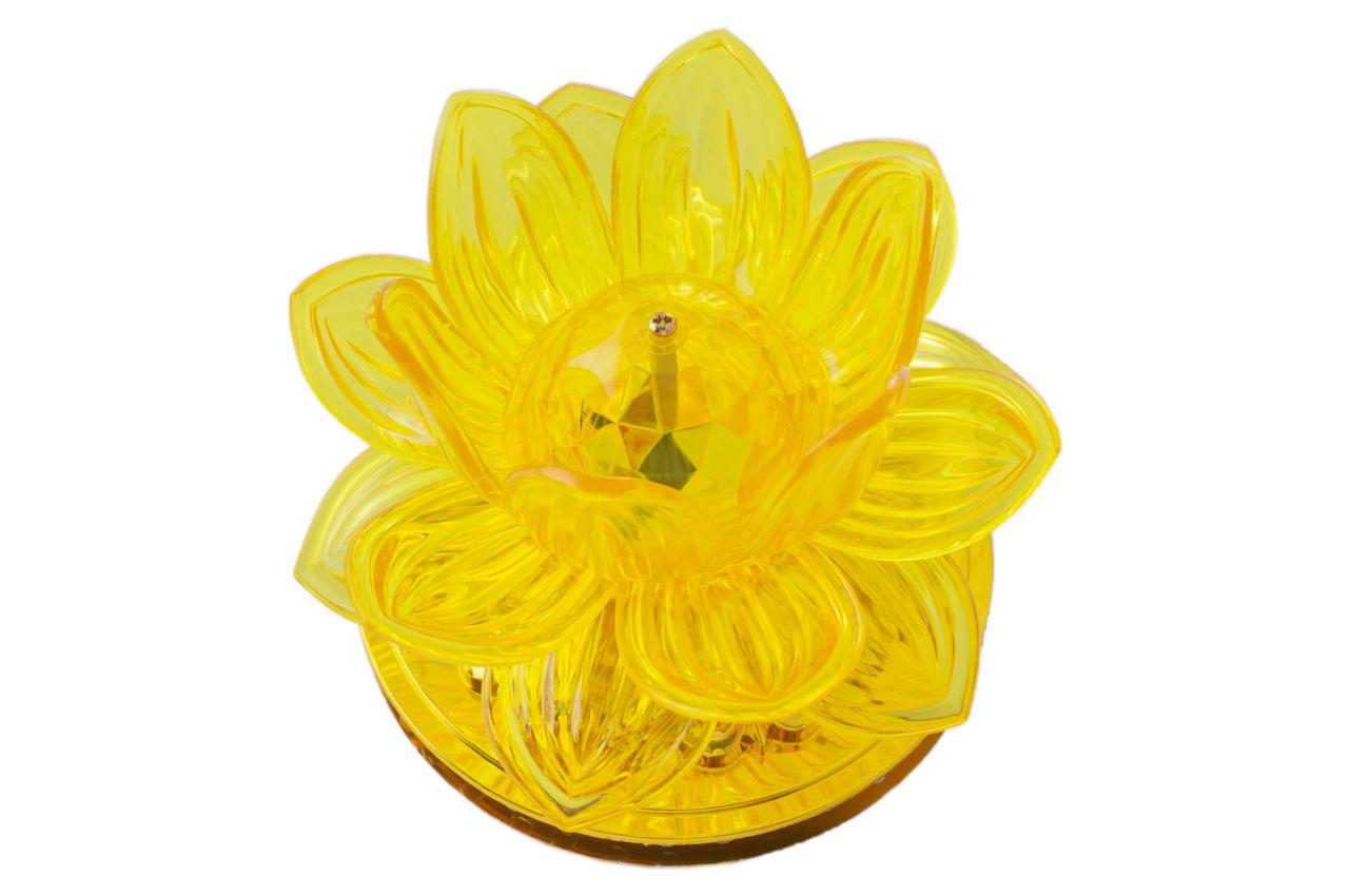 Диско лампа Crownberg - лотос подвесной