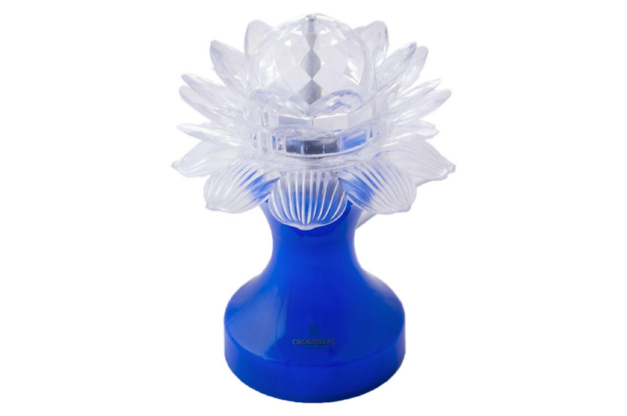 Диско лампа Crownberg - лотос