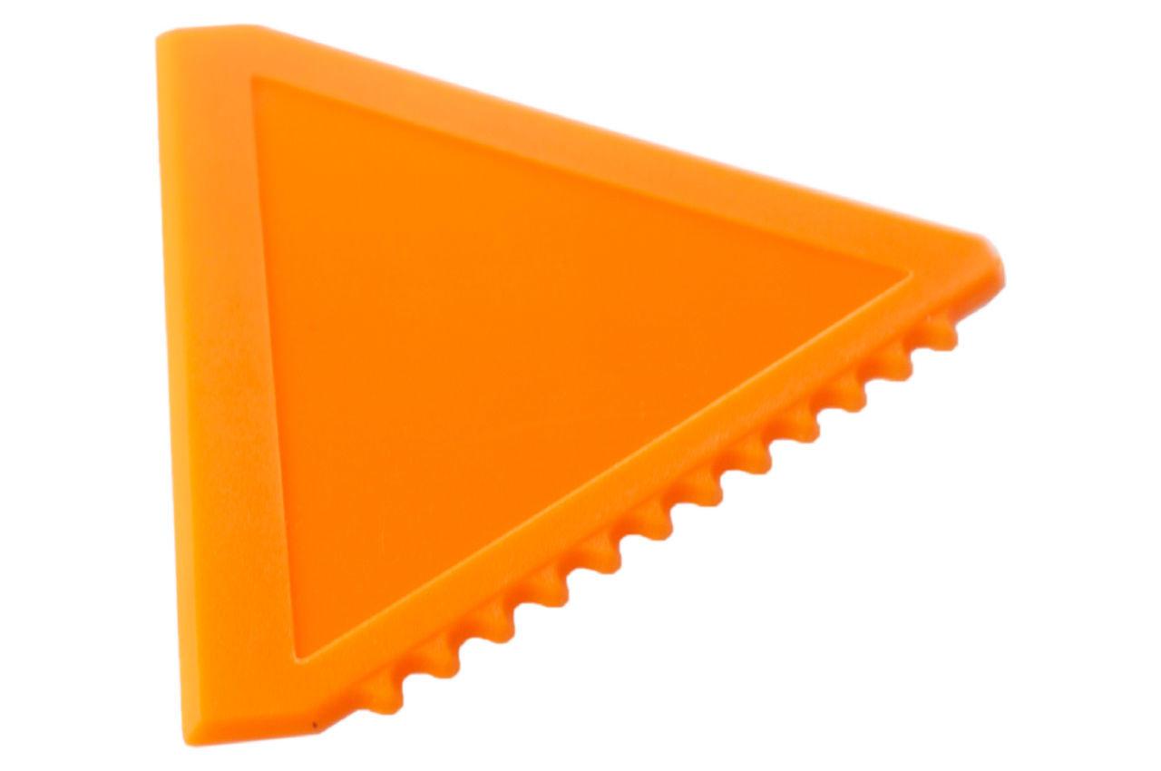Скребок для стекла Mastertool - 110 мм треугольный