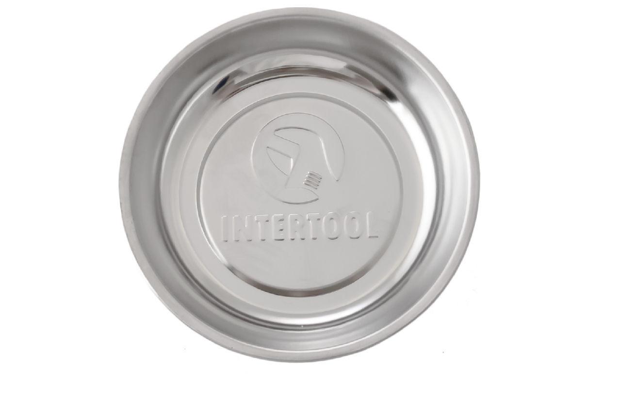 Тарелка магнитная Intertool - 108мм