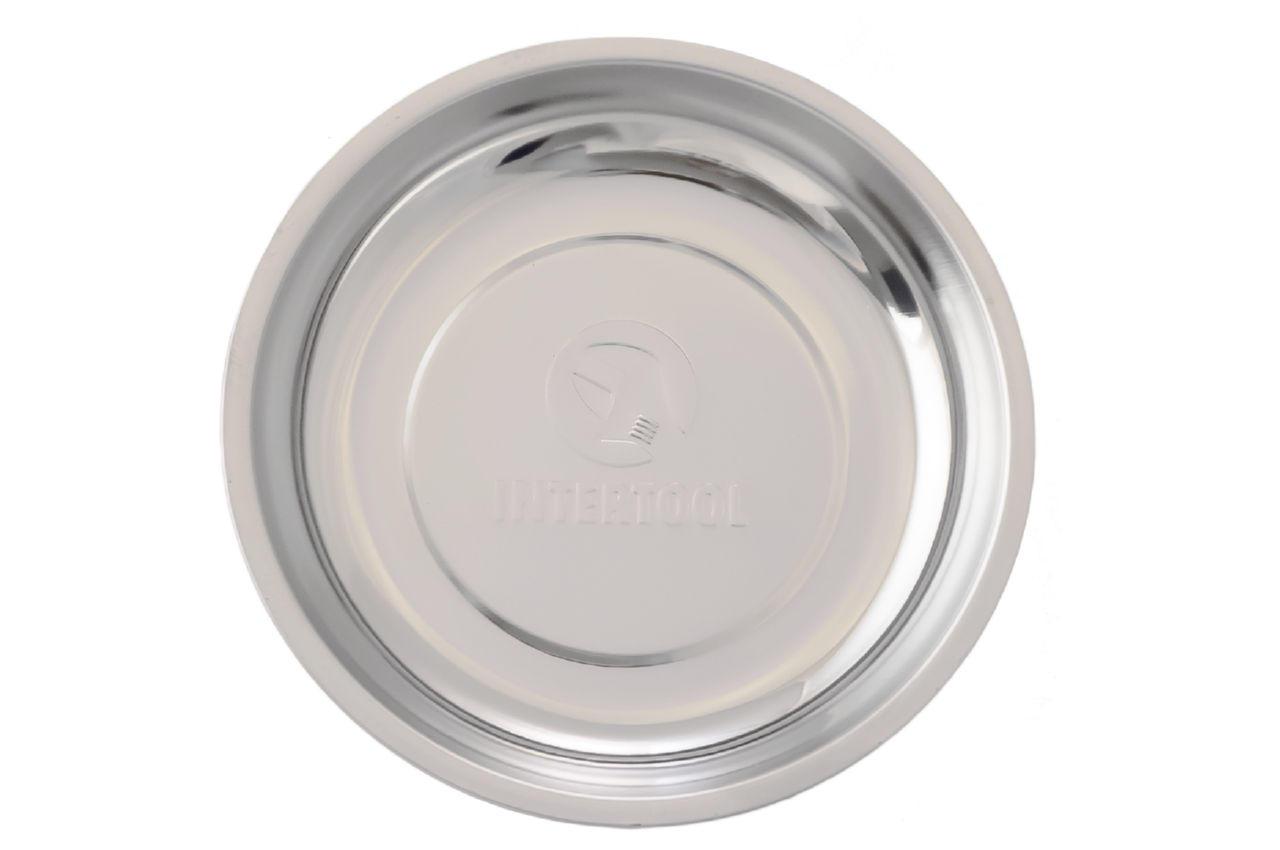 Тарелка магнитная Intertool - 148мм