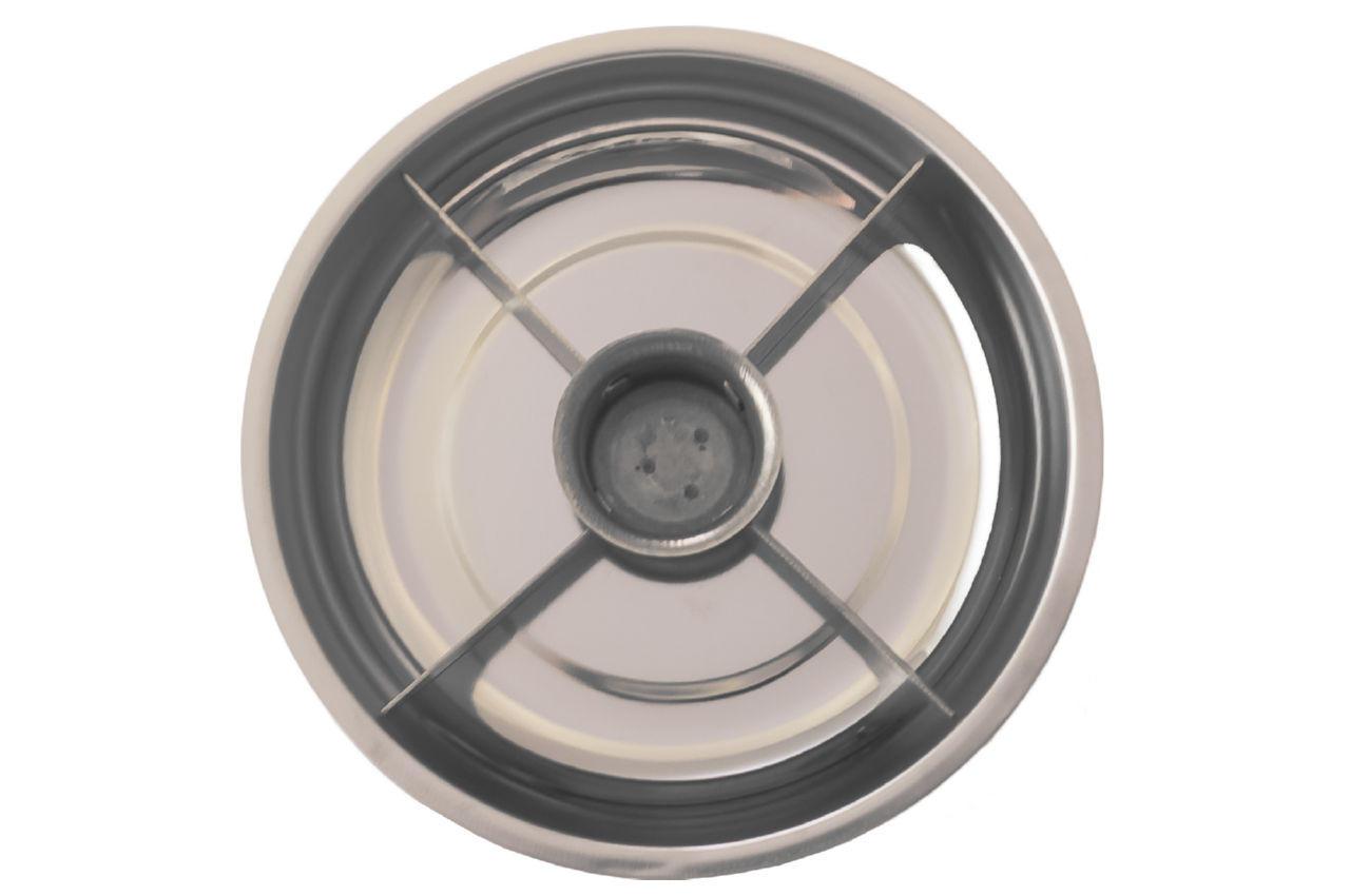 Тарелка магнитная Intertool - 148мм 4секции
