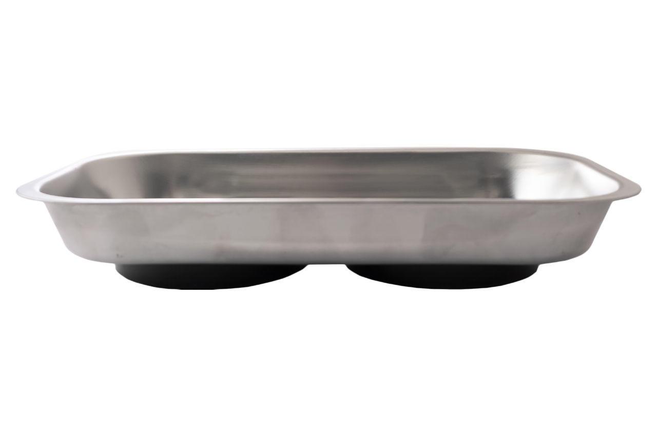 Тарелка магнитная Intertool - 136 x 237мм