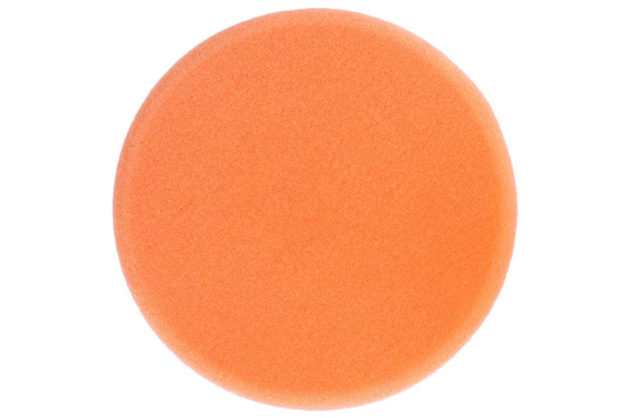 Круг полировальный поролоновый Рамболд - 150 мм x М14 желтый
