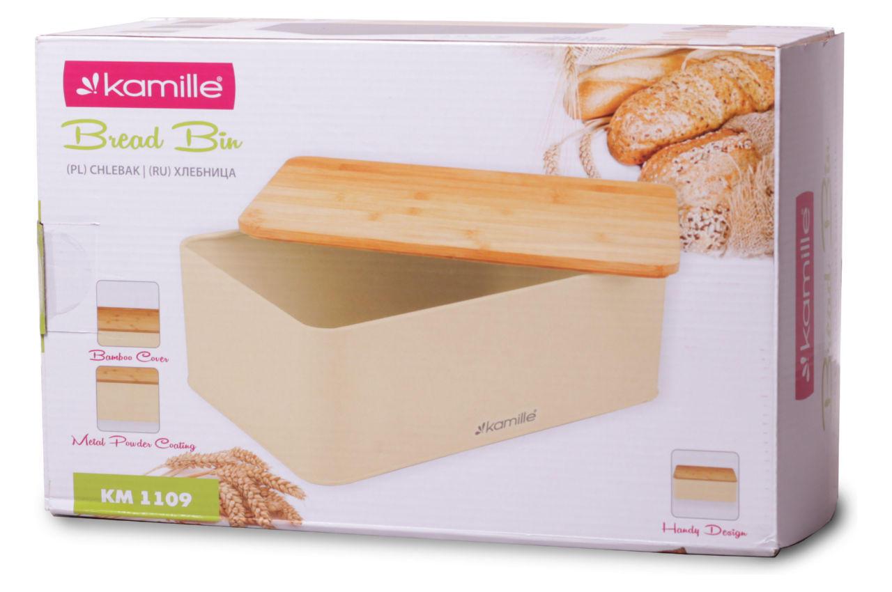 Хлебница Kamille - 330 × 210 × 120 мм