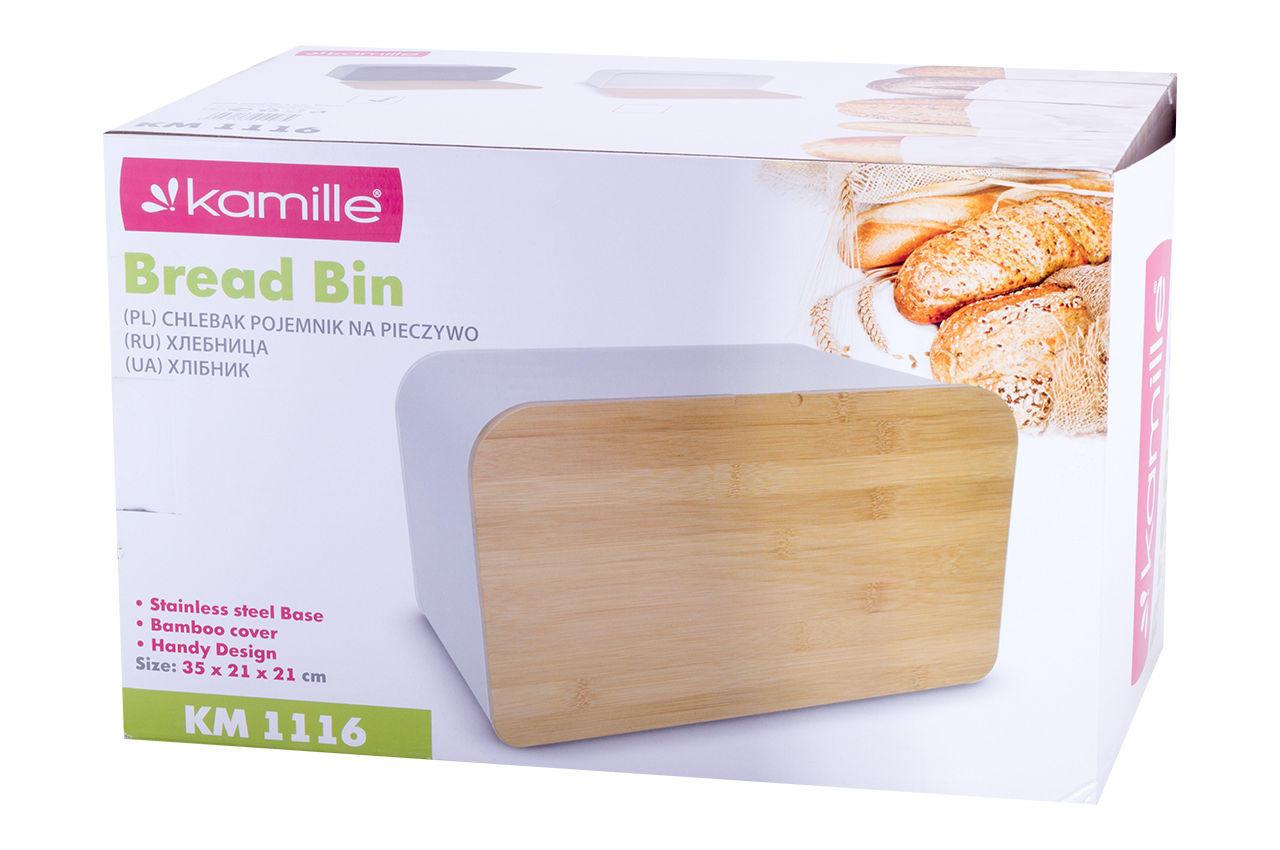 Хлебница Kamille - 350 × 215 × 210 мм
