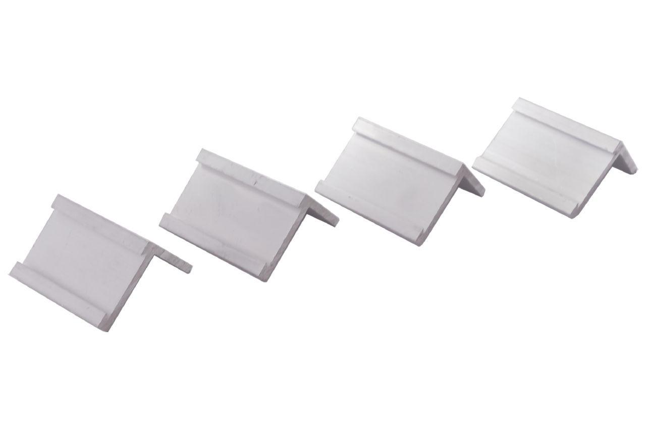 Уголок для направляющих FZB - 26 x 31мм 4 шт.