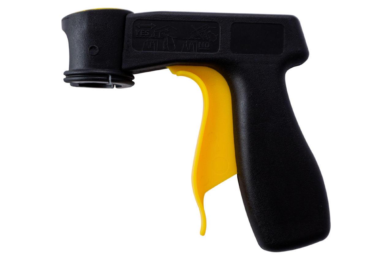Пистолет для аэрозольного баллона Mastertool - пластиковый