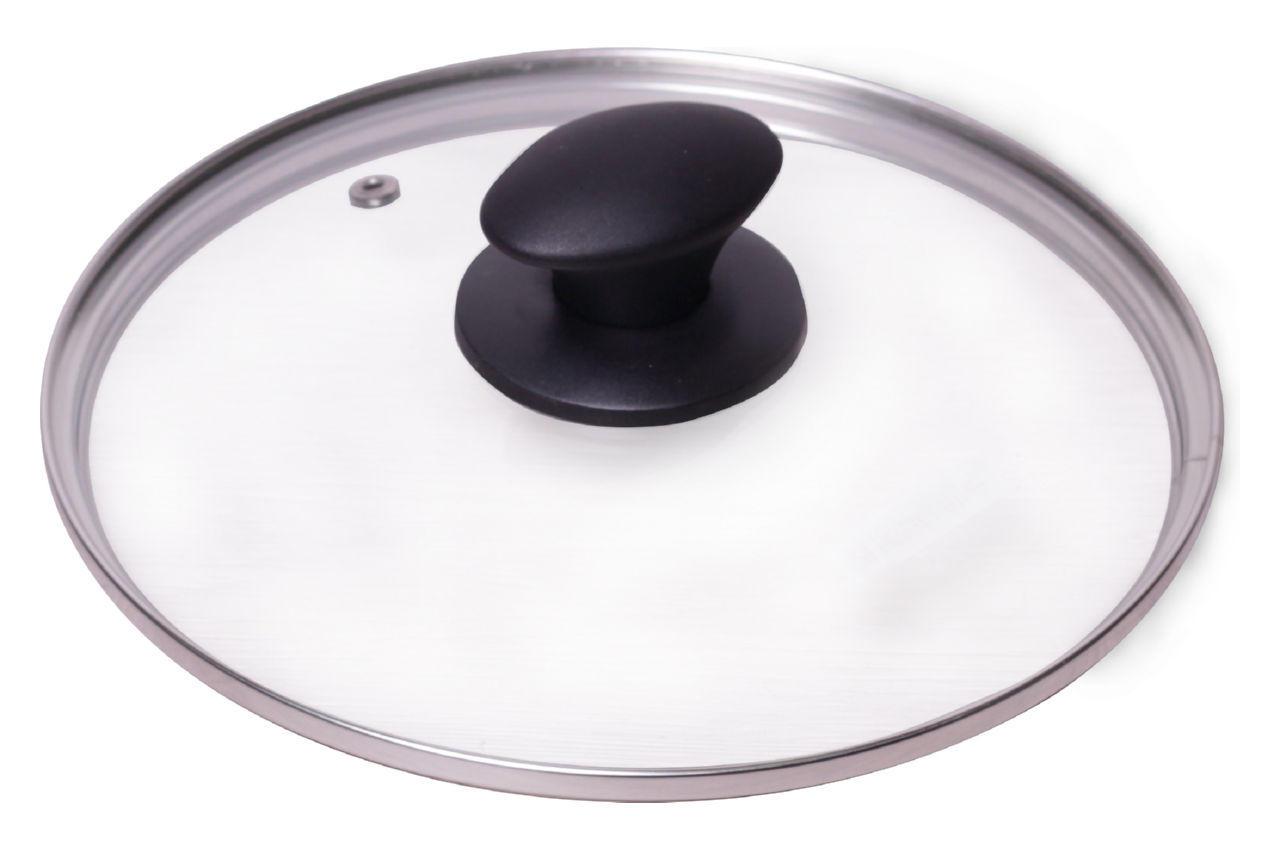 Крышка стеклянная Kamille - 200 мм