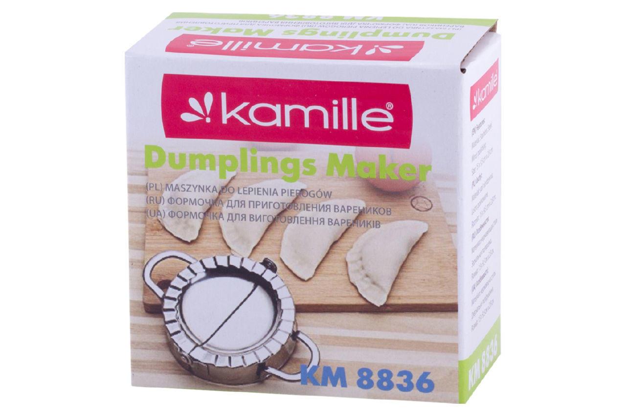 Форма для лепки вареников Kamille - 95 мм