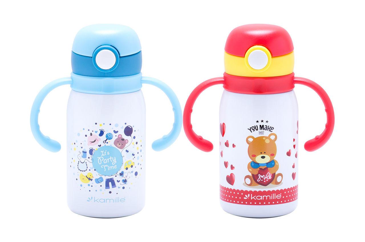 Термобутылка Kamille - 300 мл детская