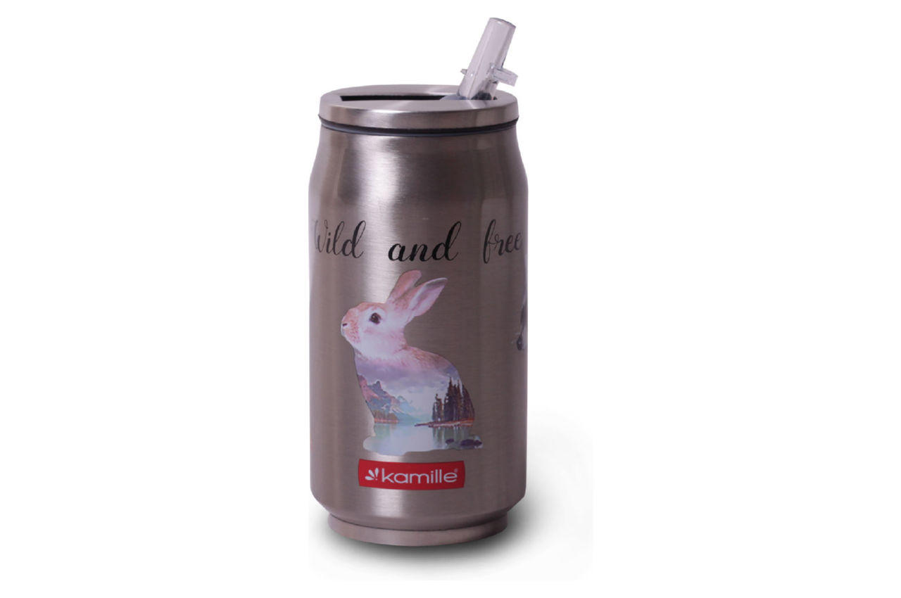 Термобутылка Kamille - 300 мл Wild And Free