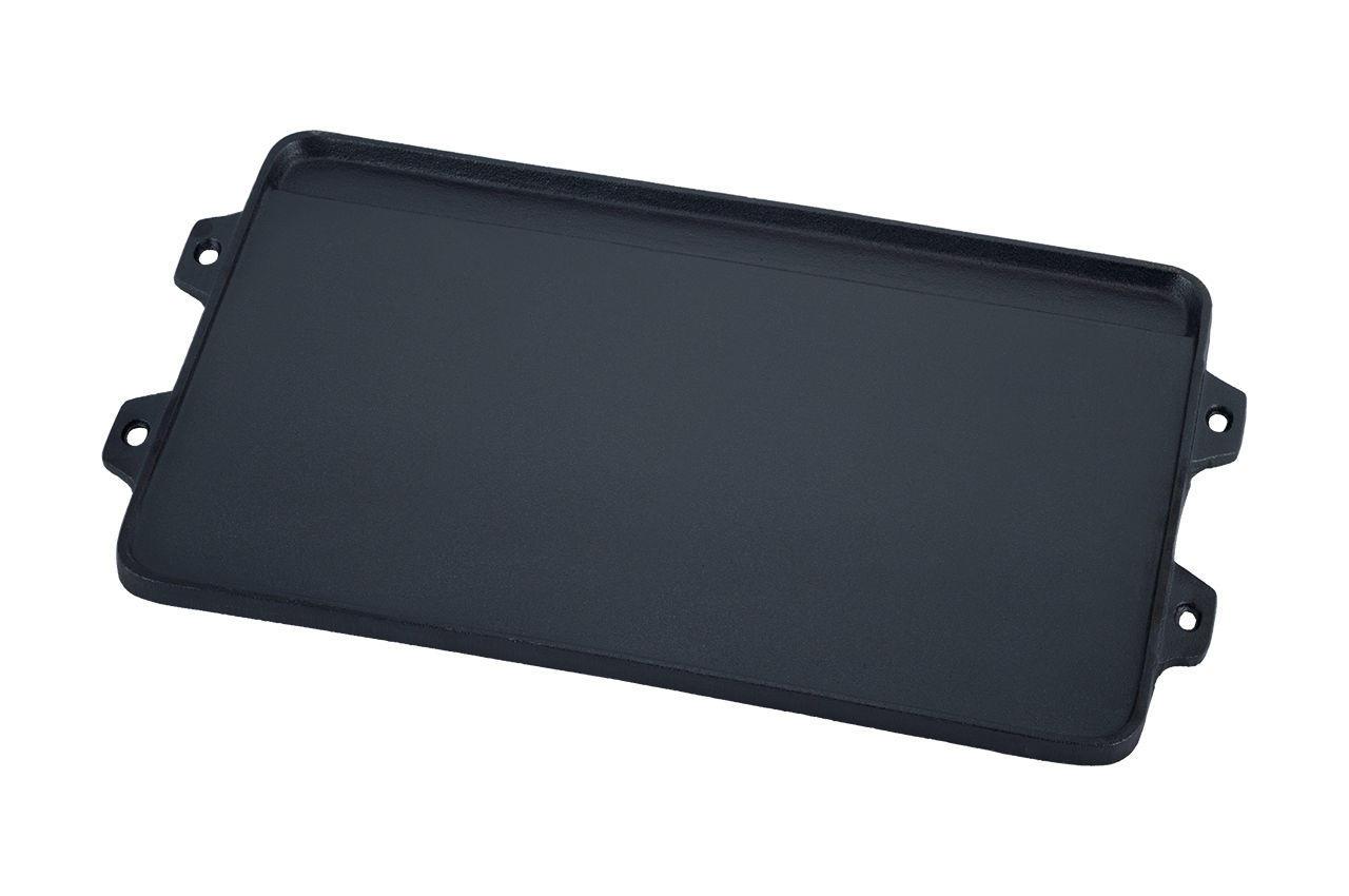 Плита-гриль чугунная Kamille - 440 x 250 мм