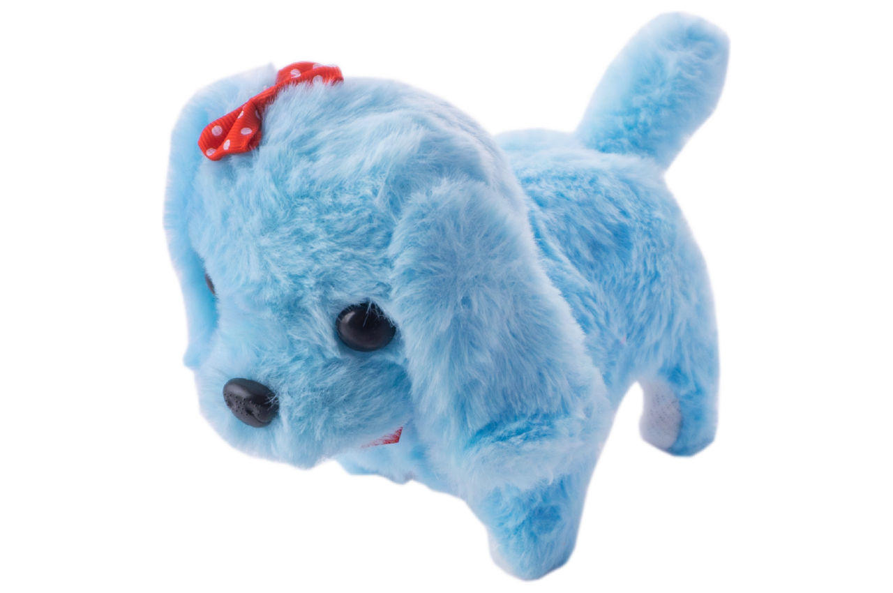 Интерактивная игрушка Elite - собачка девочка
